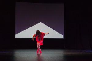 "Performance ""LADYbird"" Foto: (C) Lily Roggemann"