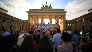 Families For Freedom (FFF): Berlin (Bild: Mohammed Abdullah)