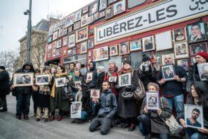 Families For Freedom (FFF): Paris (Bild: Simon-Guillemin)